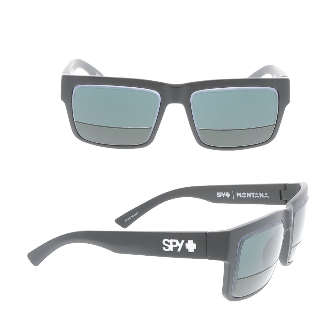 Spy Montana Black Shade 3/5