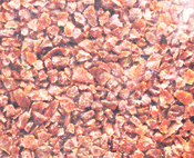 Reduction Frit Opal Brown Small