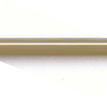 REDUC. ROD 2-4mm GOLD BROWN CANE