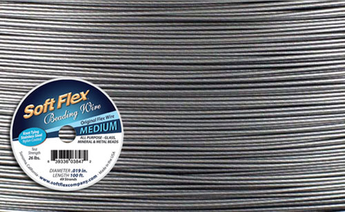 Silver Beading Wire