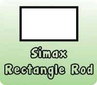SIMAX RECTANGLE ROD