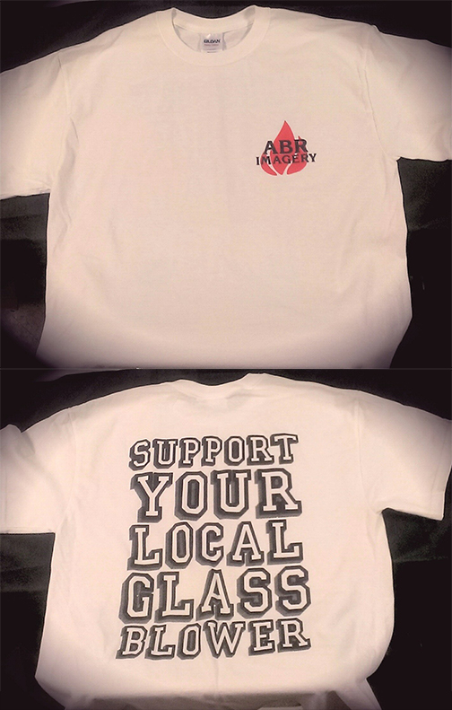 """Support"" T-Shirt (XL)"