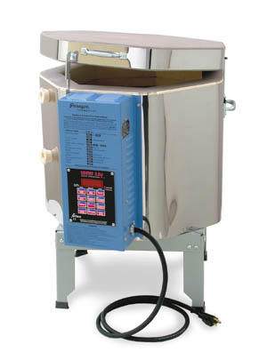 7-Sided TnF-633 Digital 12 Key Kiln