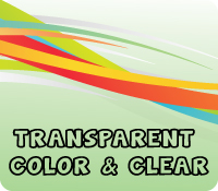 TRANSPARENT COLOR AND CLEAR