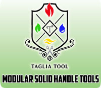 Modular Solid Handle Tools
