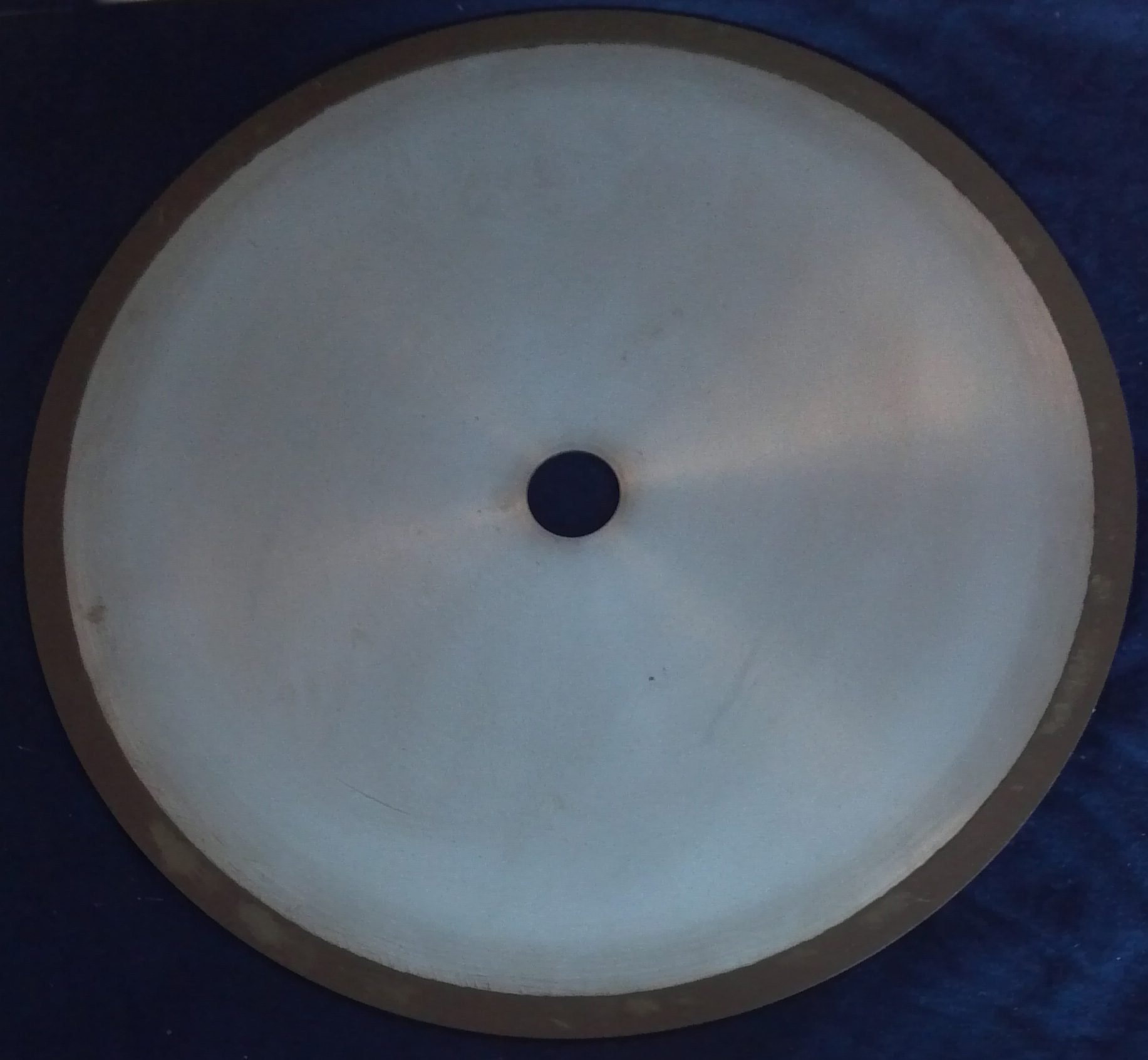 "12"" Metal-Bond Diamond Blade"