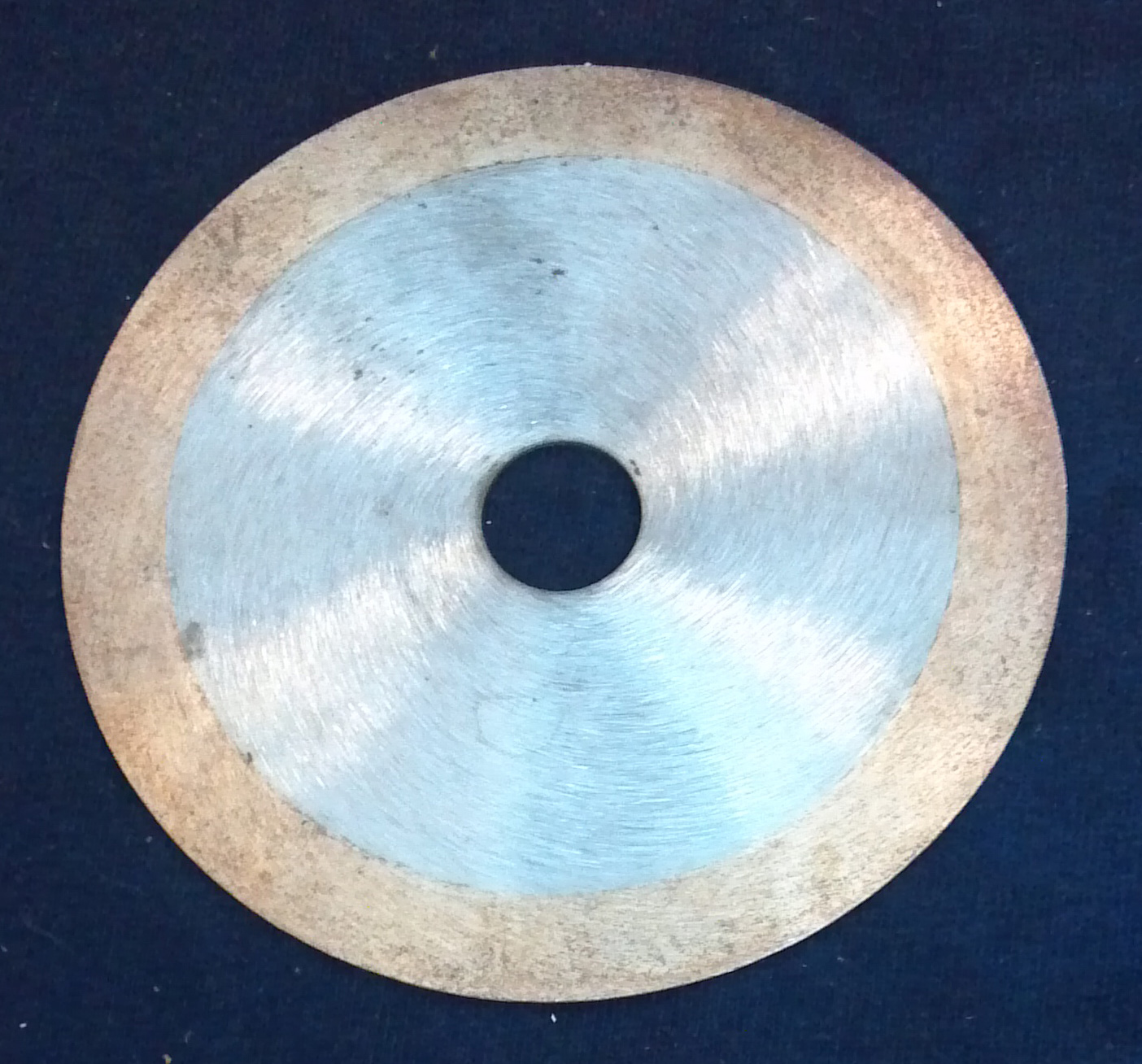"4"" Metal-Bond Diamond Blade"