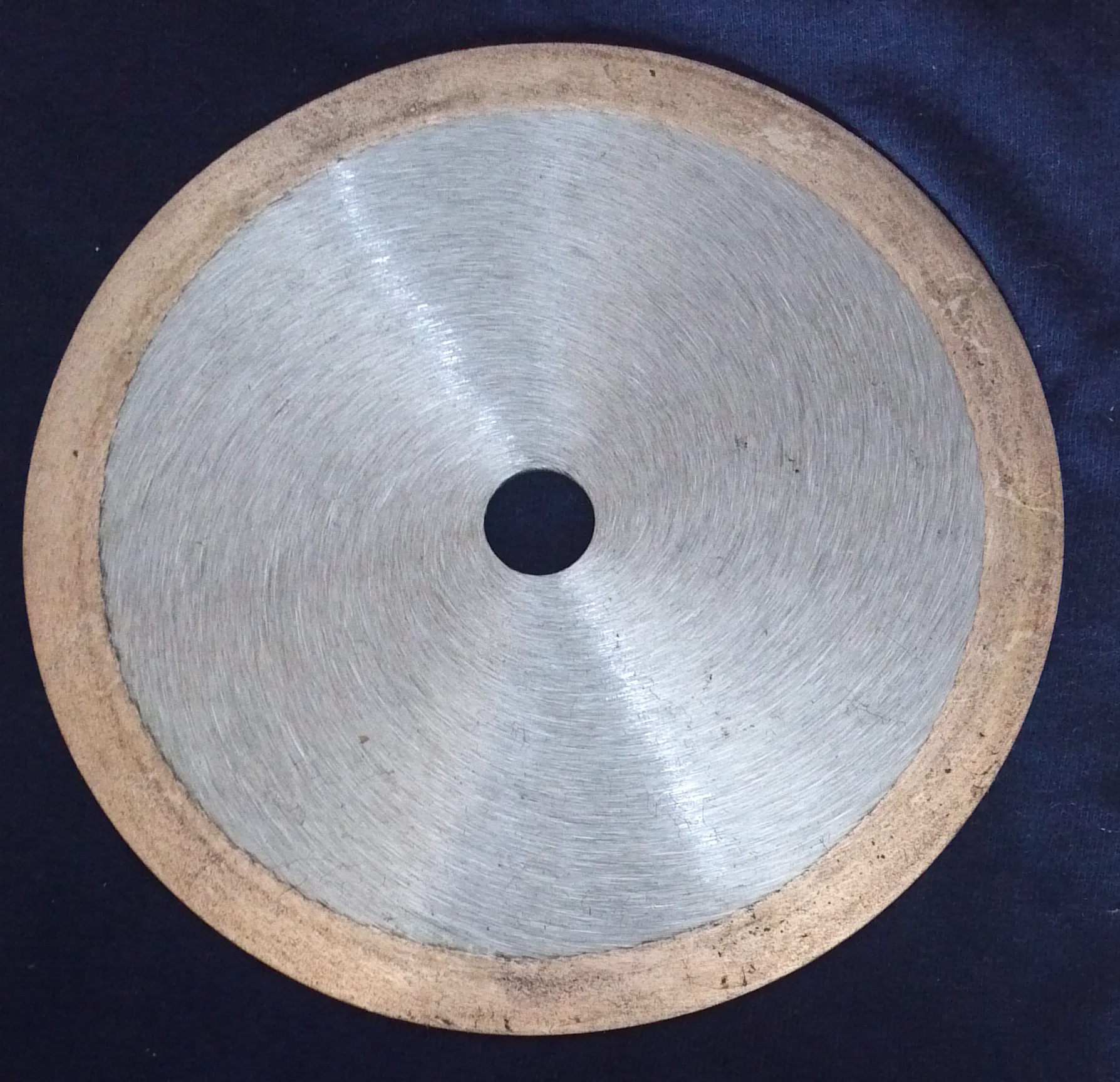 "6"" Metal-Bond Diamond Blade"