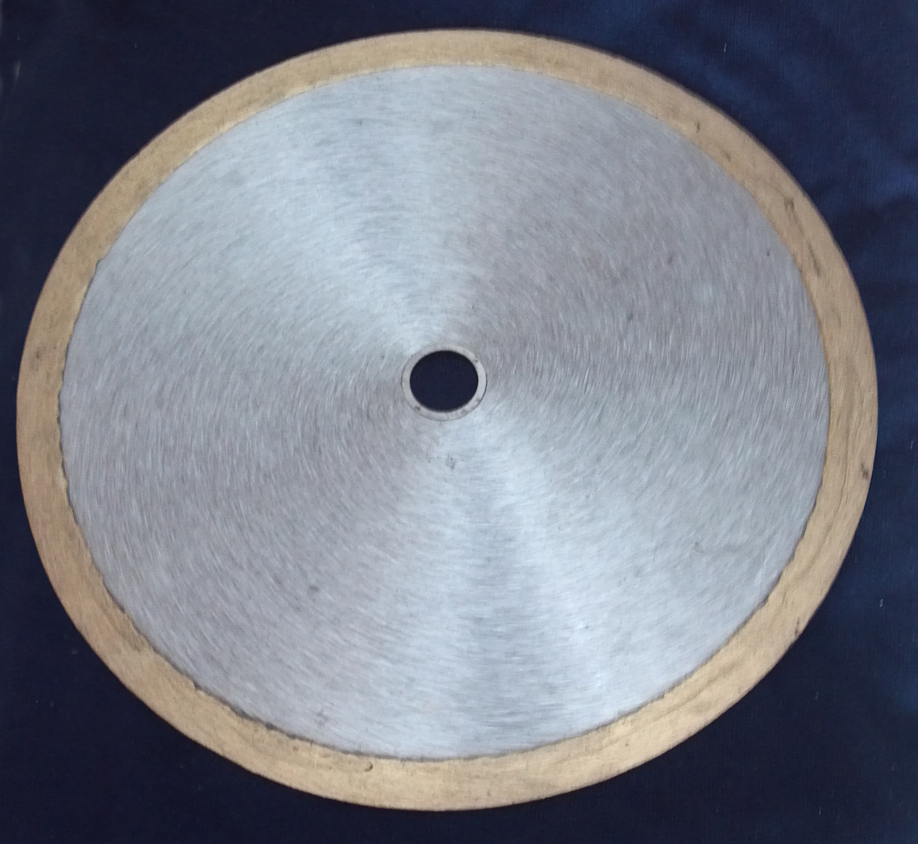 "8"" Metal-Bond Diamond Blade"