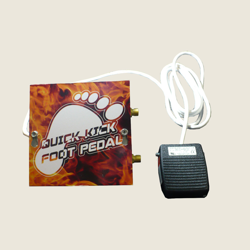 ABR Quick Kick Foot Pedal