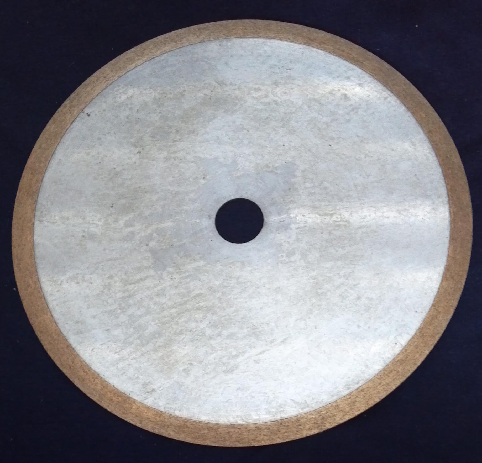 "4"" SuperThin Metal Diamond Blade"