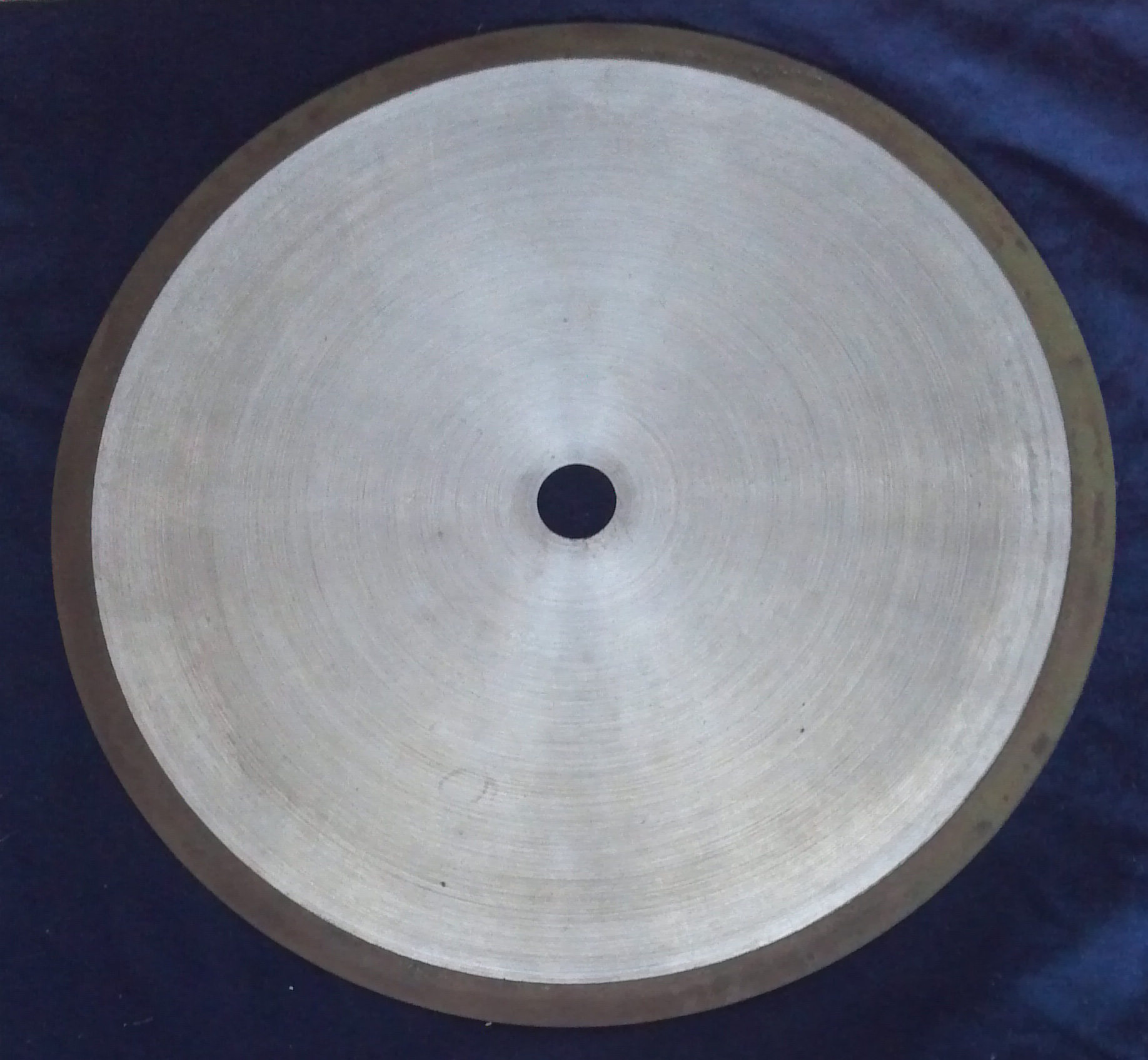"10"" SuperThin Resin Diamond Blade"