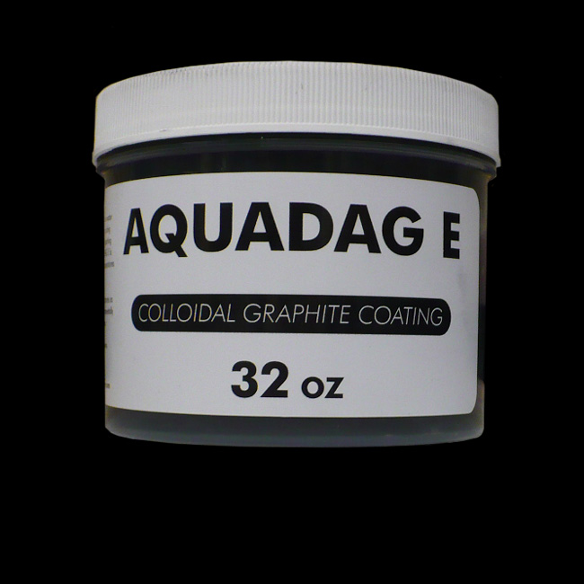 AquaDag Colloidal Graphite Coating