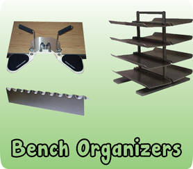 BENCH ORGANIZERS