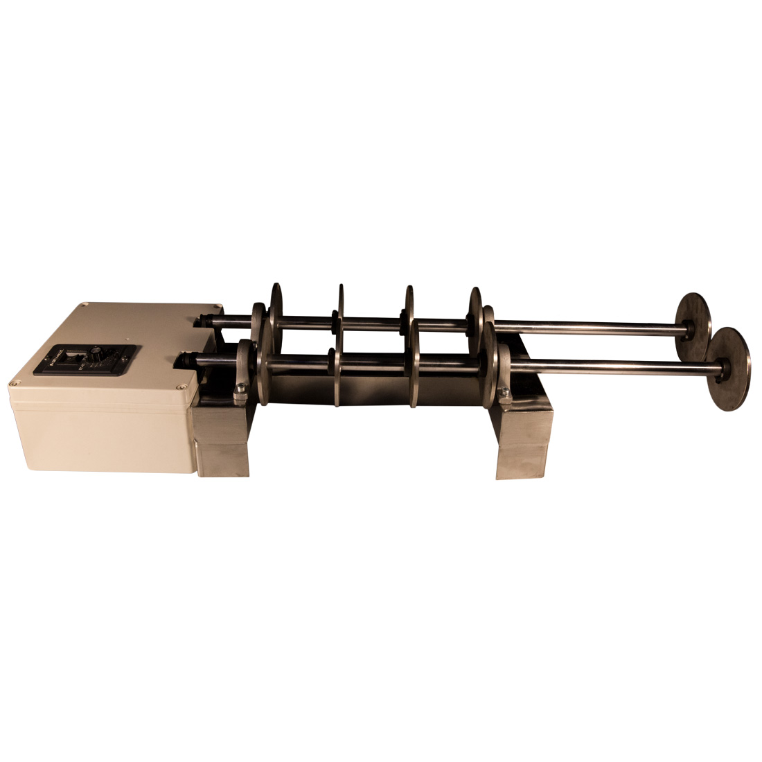 "16"" Motorized Bench Roller"