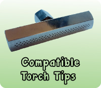 COMPATIBLE TORCH TIPS