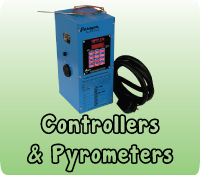CONTROLLERS & PYROMETERS