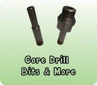 CORE DRILL BITS & MORE