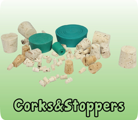 CORKS AND STOPPERS