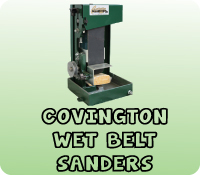 COVINGTON WET BELT SANDERS