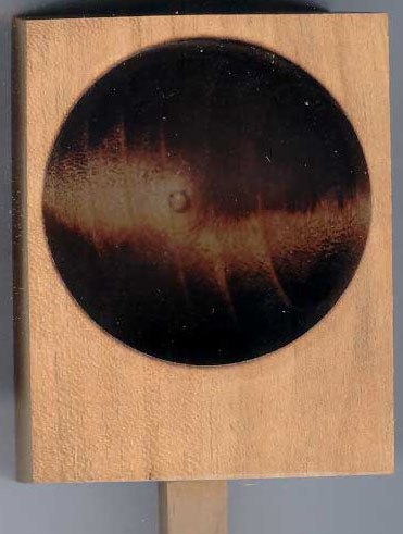 "2"" Cherrywood Marble Mold"