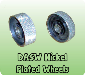 DASW NICKEL PLATED WHEELS