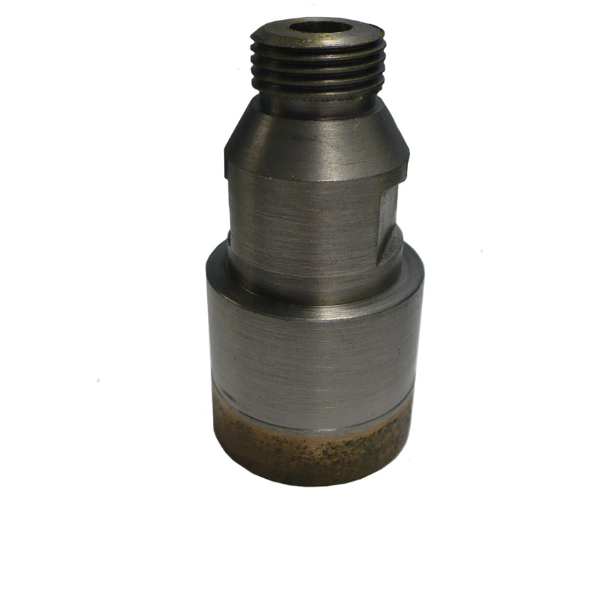 "1 1/2(38mm)"" Sintered Threaded Bit"
