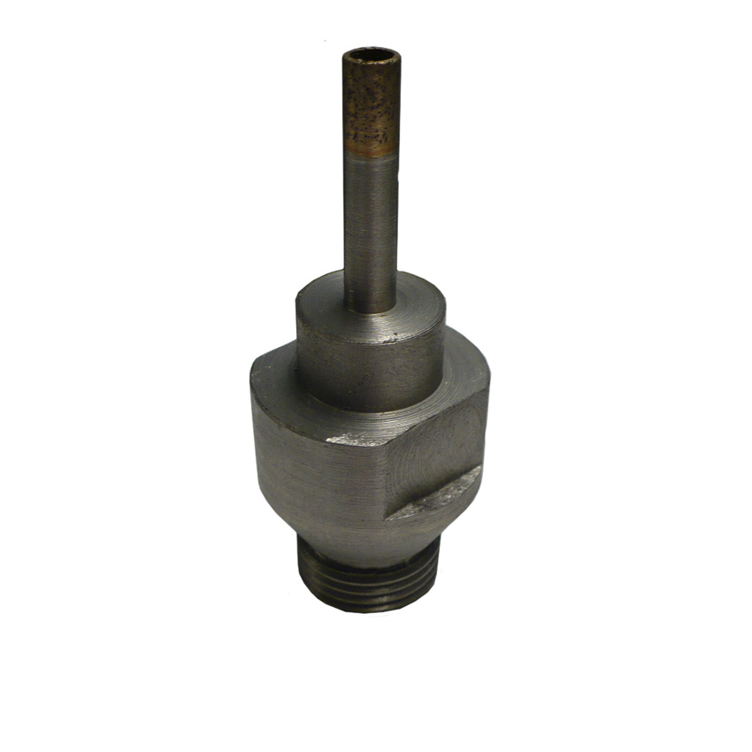"1/4(6.3mm)"" Sintered Threaded Bit"