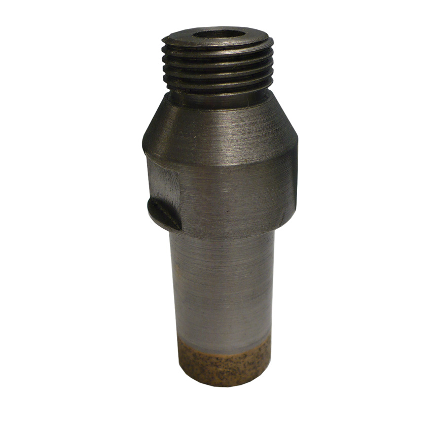 "7/8(22.3mm)"" Sintered Threaded Bit"