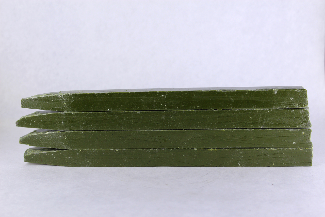 Green Dop Faceting Wax