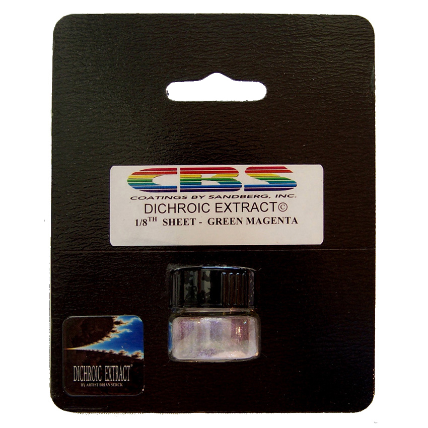 Green-Magenta Dichroic Extract