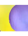 BULLSEYE 3mm BLACK- YELLOW/PURPLE
