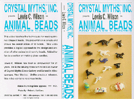 Animal Beads and Glass Candies