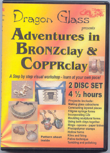 Adventures in Bronze & Copper Clay