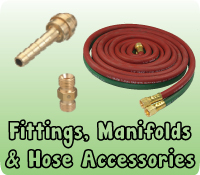 FITTINGS MANIFOLDS & HOSE ACCESS