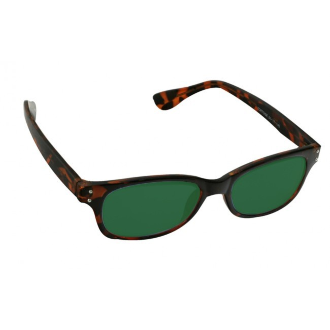 Green Ace Shade 5 w/B.T. Frame
