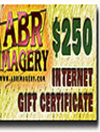 ABR Gift Certificate - $250