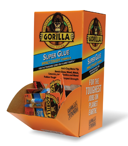 Gorilla Super Glue (2pk) - 3g