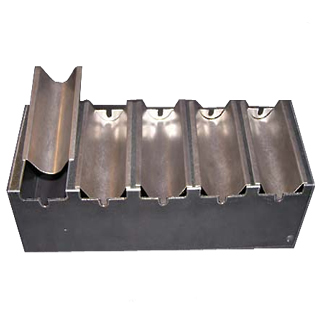 Griffin 5-Section Frit Tray