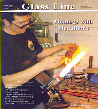 Glass Line Volume 18 Number 6