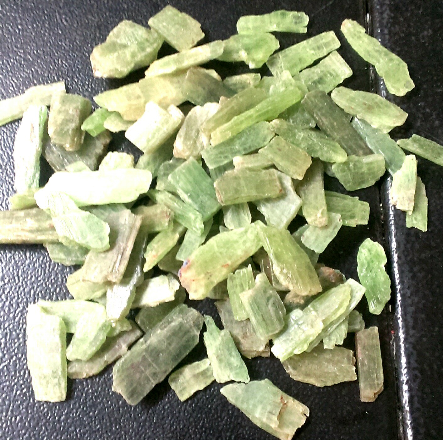 Green Cyanite