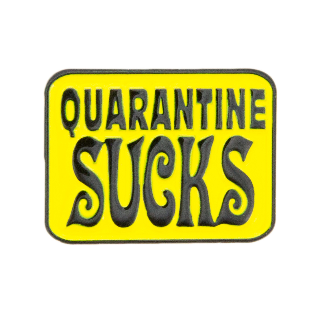 Hatpin - Quarantine Sucks