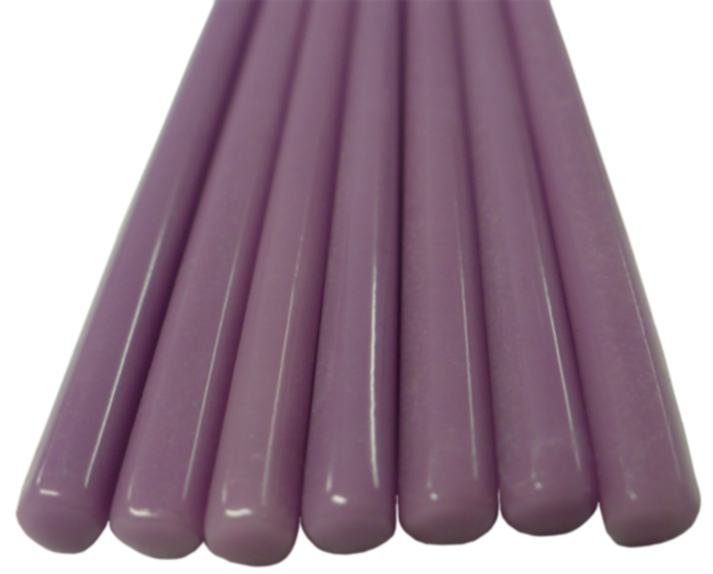 Purple Borosilicate Bars (Indian)
