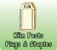KILN POSTS PLUGS & STAPLES