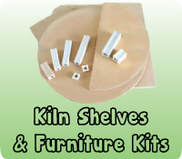 KILN SHELVES & FURNITURE KITS
