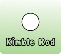 KIMBLE GLASS ROD