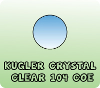 KUGLER CRYSTAL CLEAR ROD 104 COE