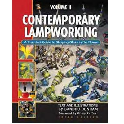 Contemporary Lampwork - Vol 1 & 2