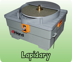 LAPIDARY-SAWS & WHEELS