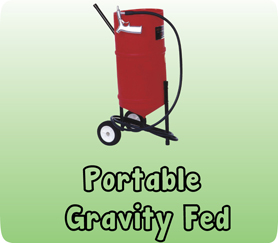 PORTABLE GRAVITY FED